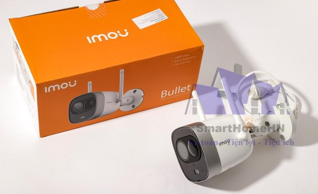 Camera IMOU New Bullet - G26EP